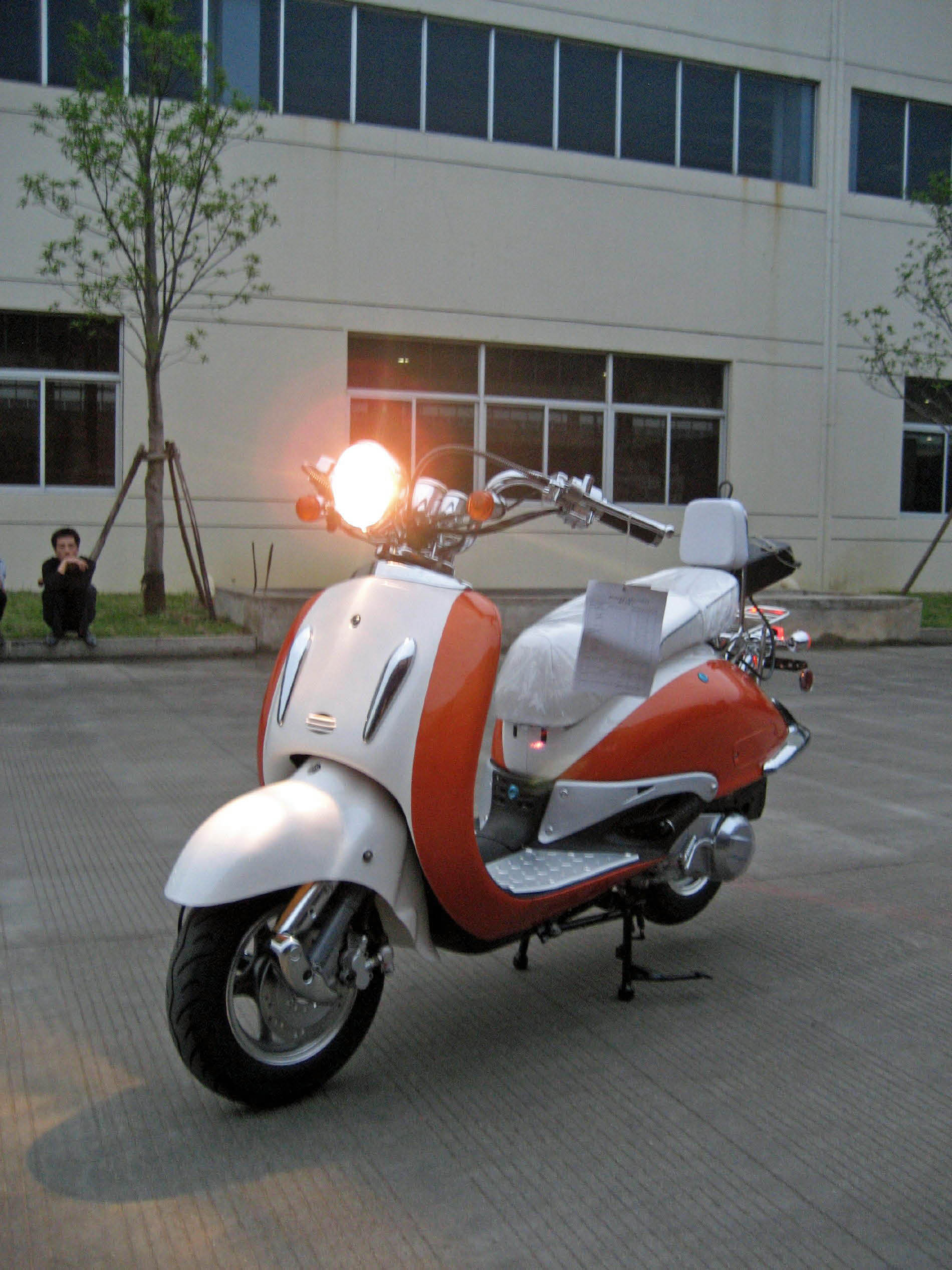 Znen gas scooter, Znen scooters, Znen 150cc scooters, Znen